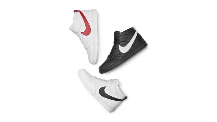 New NikeLab Dunk Lux Chukka x RT