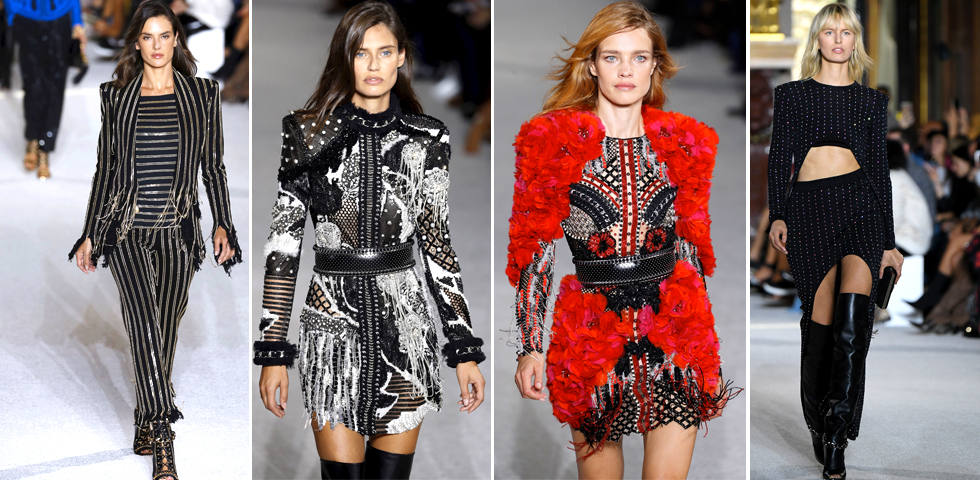 About Balmain Brand Balmain is a haute couture fashion house that was founded by Pierre Balmain. Balmain was born in in France. His father owned a drapery business and his mother and sister owned a fashion boutique where he often worked after his father's death in He always had a love of fashion and an eye for design.