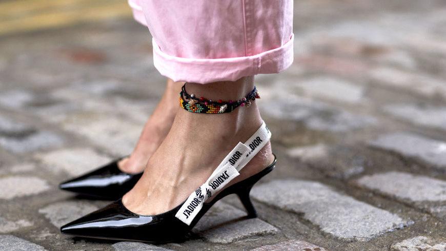Ritorna la tendenza Kitten Heels