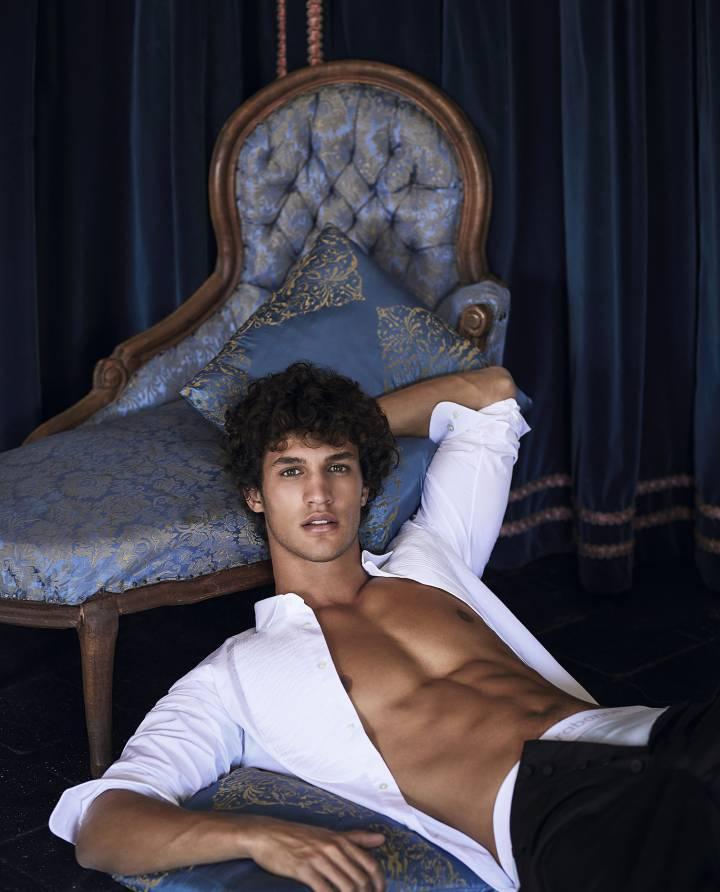 A 22 anni Paco Rabanne l'ha reso l'uomo più sexy del momento