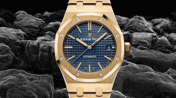 Luxury Watchmaker Audemars Piguet Embraces Second Hand