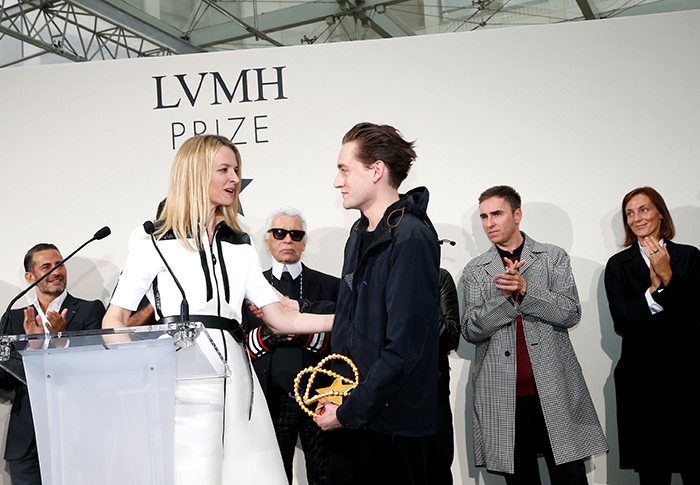 Jury for the 2018 LVMH Prize announced