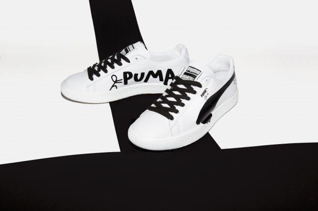 Puma collaborates with Shantell Martin