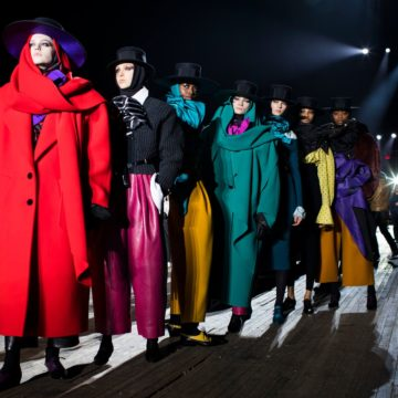 Marc Jacobs at New York Fashion Week