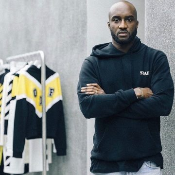 Off-White comes out with a new capsule collection dedicated to boxe world