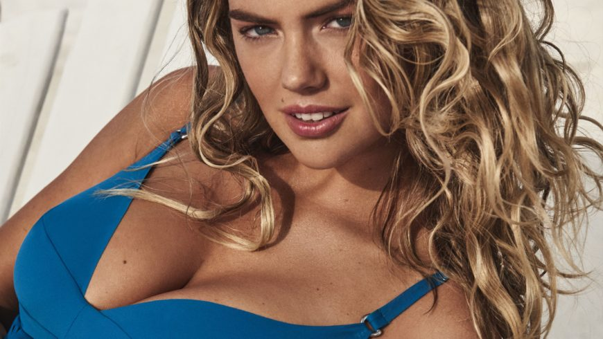 The supermodel Kate Upton testimonial of the Sculpt collection