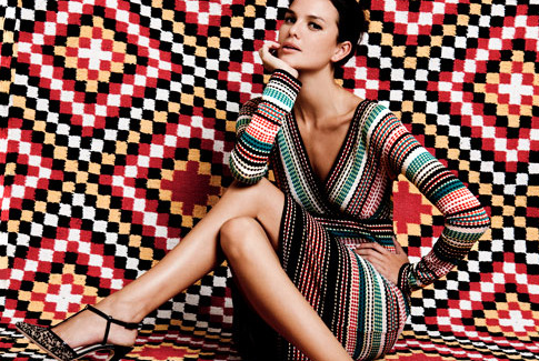 Missoni takes over the MMissoni license, Gilmar production partner