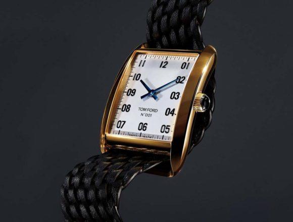Tom Ford rivela lo 001 – il primo Orologio del Brand