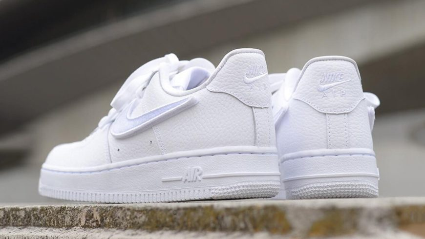 Nike's Air Force 1-100 Arrives With Interchangeable Swooshes