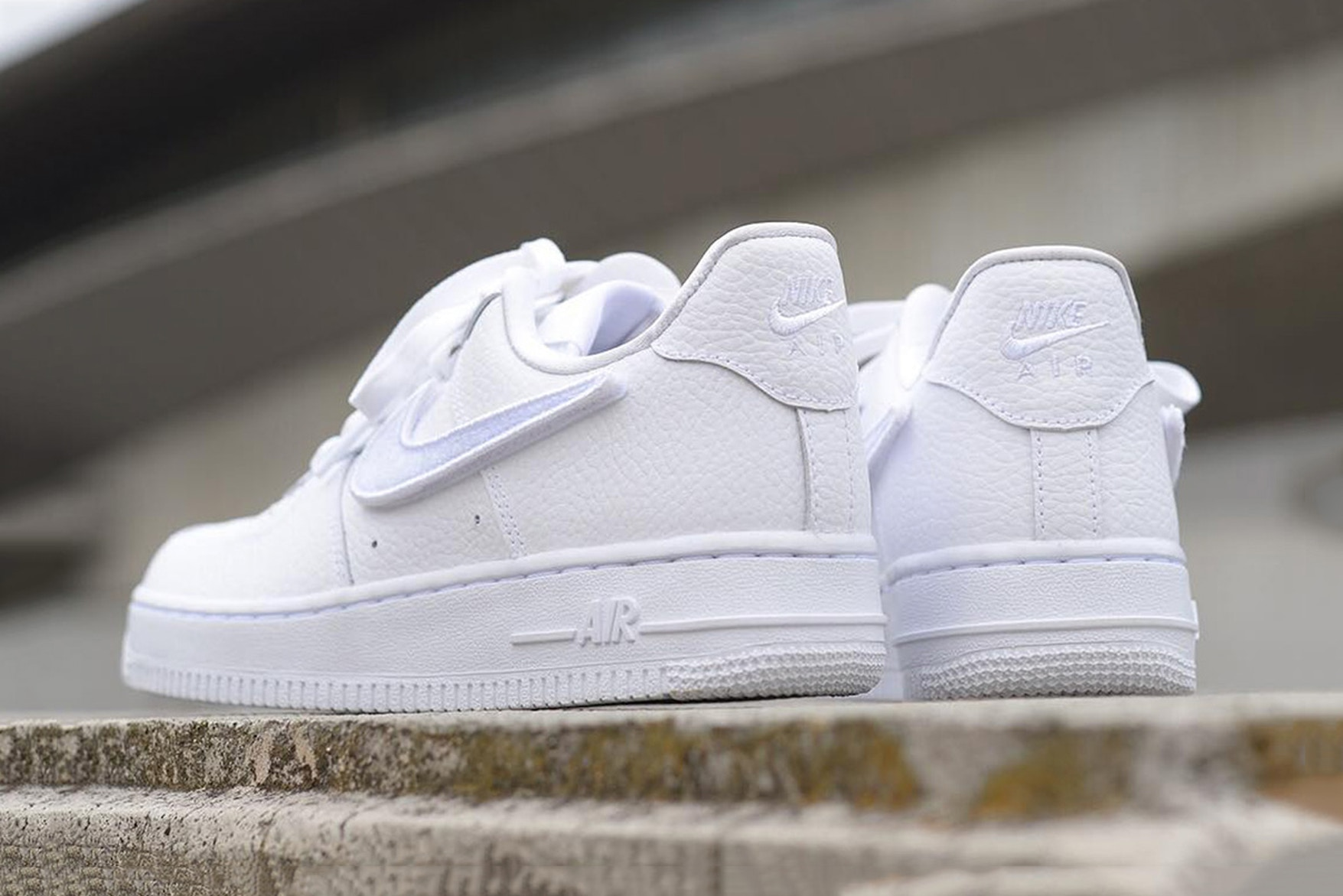 Nike's Air Force 1 100 Arrives With Interchangeable Swooshes