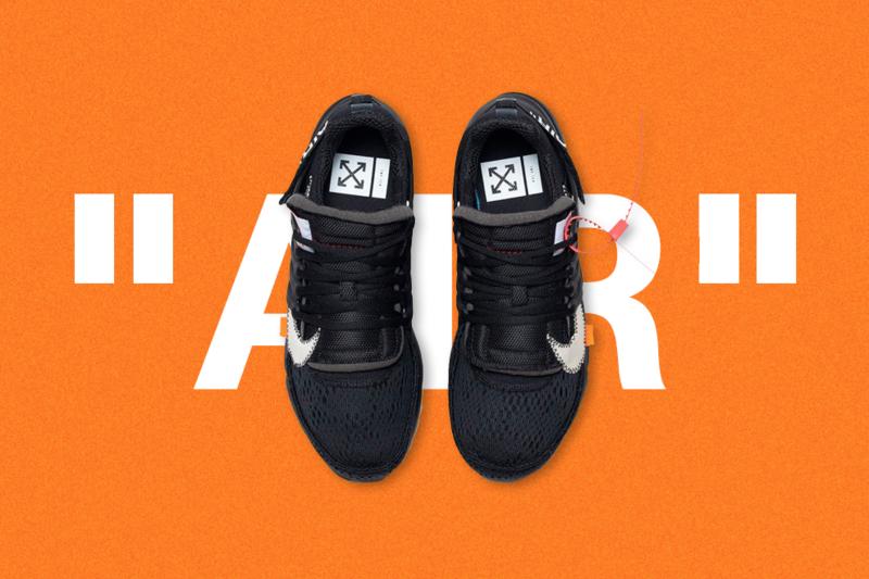 9c4fa47dfe0e Off-White s Nike Air Presto Is Back and More Hyped Than Ever - Il ...