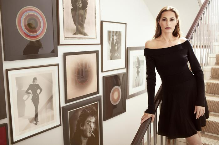 Yasmin Le Bon, 30 years as a supermodel and now gets rid of memories