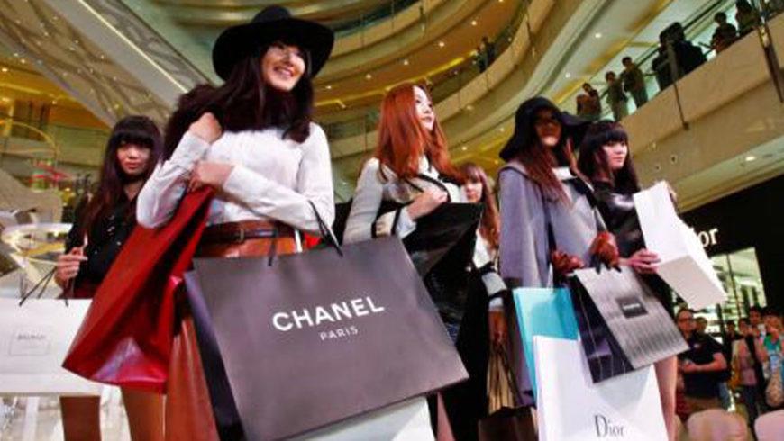 China, the third fashion revolution begins
