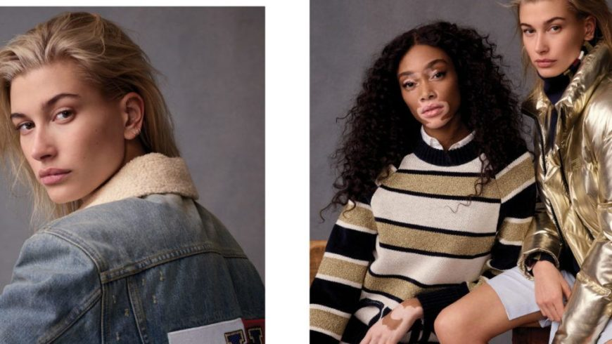 Tommy Icons, the Tommy Hilfiger capsule collection