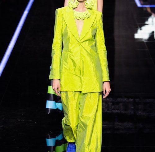 Emporio Armani's Fashion Entertainment