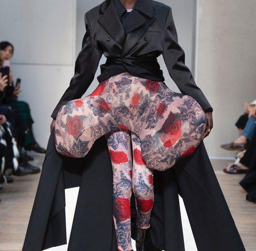 The Power of Woman at Comme des Garçons