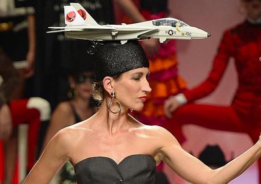 Franco Moschino, the most irreverent designer of Italian fashion