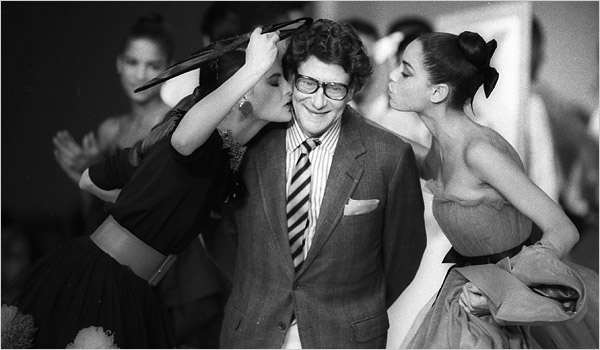 "Yves Saint Laurent: the new ""Celebration"" documentary"