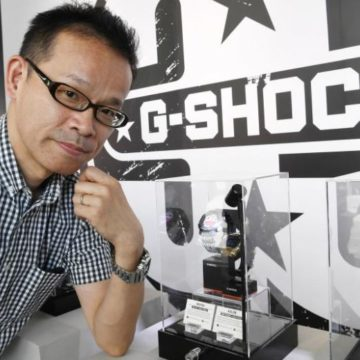 An Afternoon In Tokyo With The Man Who Designs Casio G-Shock Watches