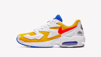 World premiere for the Nike Air Max2 Light, on January 11th at Michele Franzese