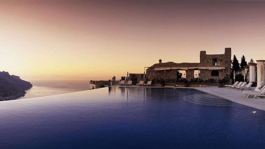 Louis Vuitton and Fendi buy the Caruso hotel in Ravello