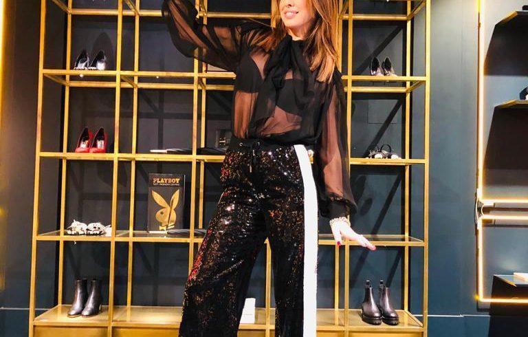 Serie A fashion: Michele Franzese wears Claudia Mercurio for Il Bello del Calcio