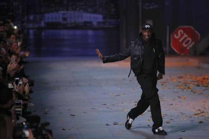 Louis Vuitton, Abloh pays homage to Michael Jackson