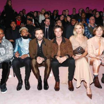 Tom Ford Presents His Autumn/Winter 2019 Runway Show To A Star-Studded Celebrity Crowd