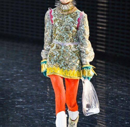 The Mask Becomes the Means at Gucci