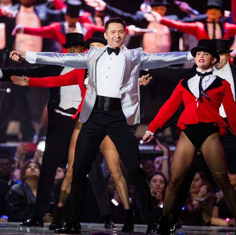 Hugh Jackman Proves You Can Do Anything In Tom Ford