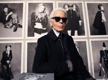 Fashion: Karl Lagerfeld, legendary German fashion designer, died