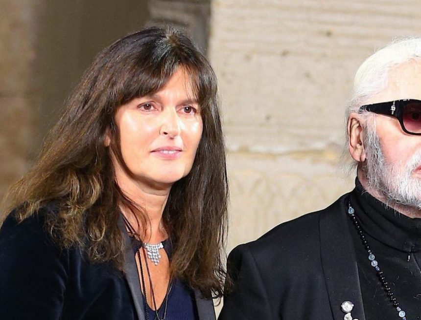 Chanel Appoints Virginie Viard as Karl Lagerfeld's Successor