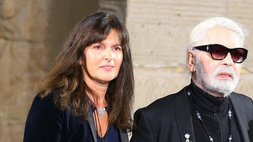 Chanel Appoints Virginie Viard as Karl Lagerfeld's Successor