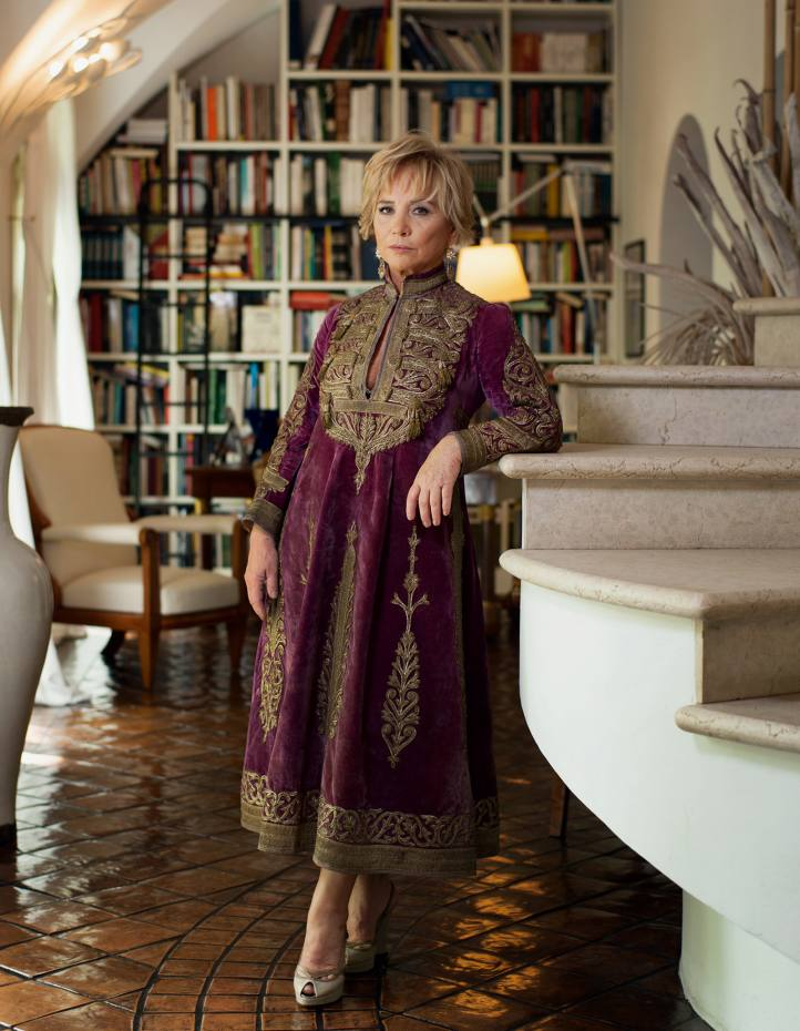"Alberta Ferretti: her ""cruise"" in Monte Carlo and the celebratory Barbie in September"