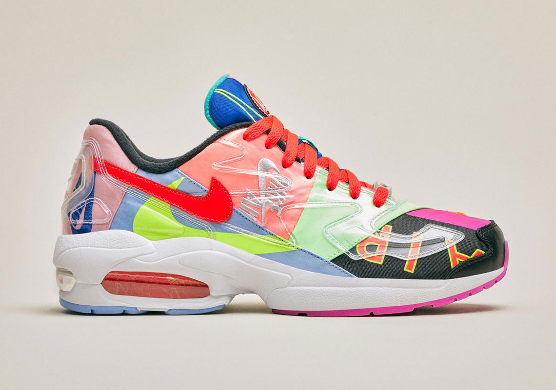 c2d03058b97ec Nike Unveils Collaborations With atmos