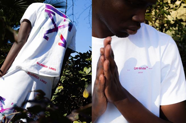 TRIPPY, the new exclusive Off White capsule for Jakarta