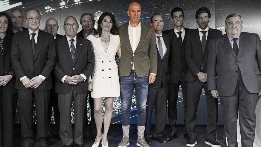 Zinedine Zidane's jeans that ignited social media