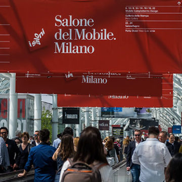 Salone del Mobile: fashion is always protagonist in Milan