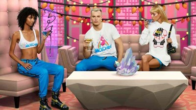 Moschino launches collaboration with The Sims