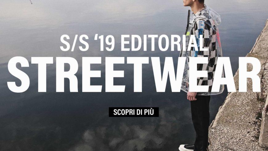 S/S '19 Editorial Streetwear