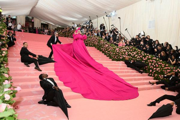 What does ' Camp ' mean, the word of Susan Sontag chosen for the Met Gala 2019