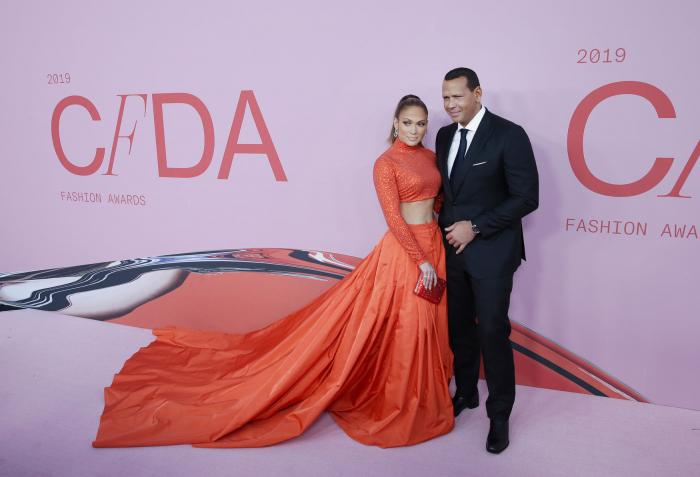 Fashion Awards 2019: Jennifer Lopez (in Ralph Lauren) is the new Fashion Icon