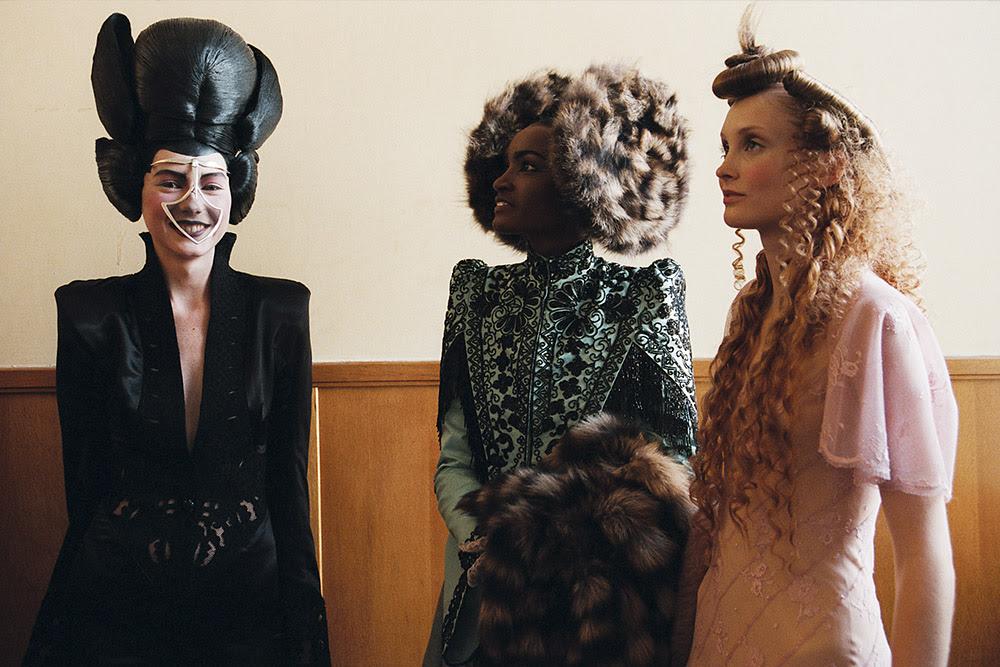 London Fashion Week Men's: Alexander McQueen and Craig Green superstar