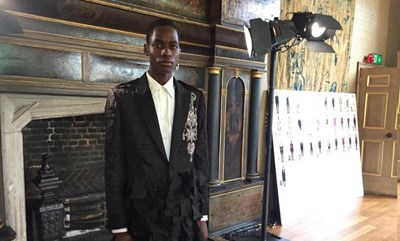 LFWM: Alexander McQueen between tailoring and couture