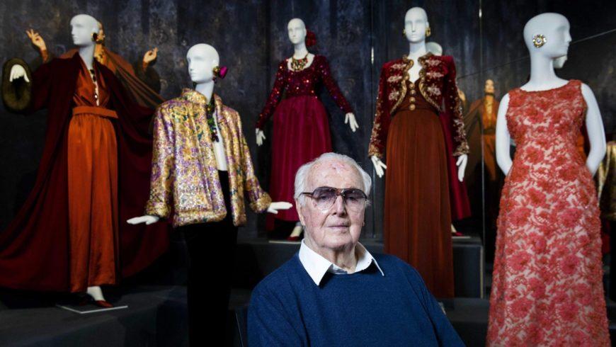 90 anni di Hubert De Givenchy, tra Audrey e Jackie