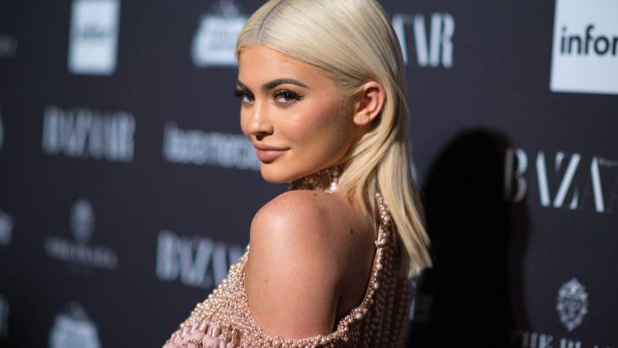 Kylie Jenner è la top influencer più famosa al mondo