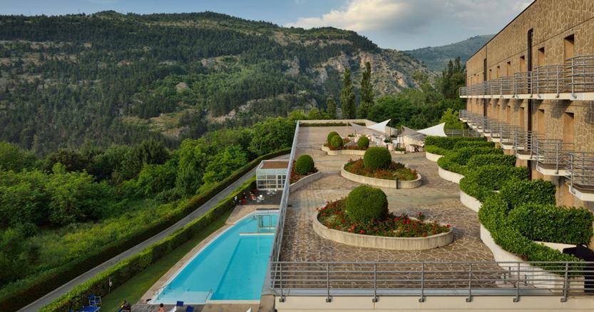 20 anni per La Réserve, il resort della Majella