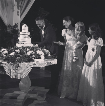 Bianca Balti si sposa : nozze nel ranch per la modella