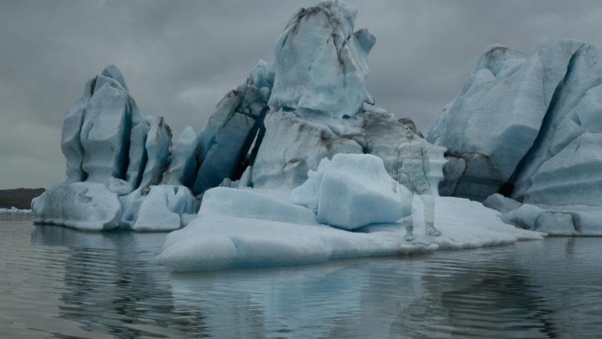 Moncler: la nuova campagna tra i ghiacciai