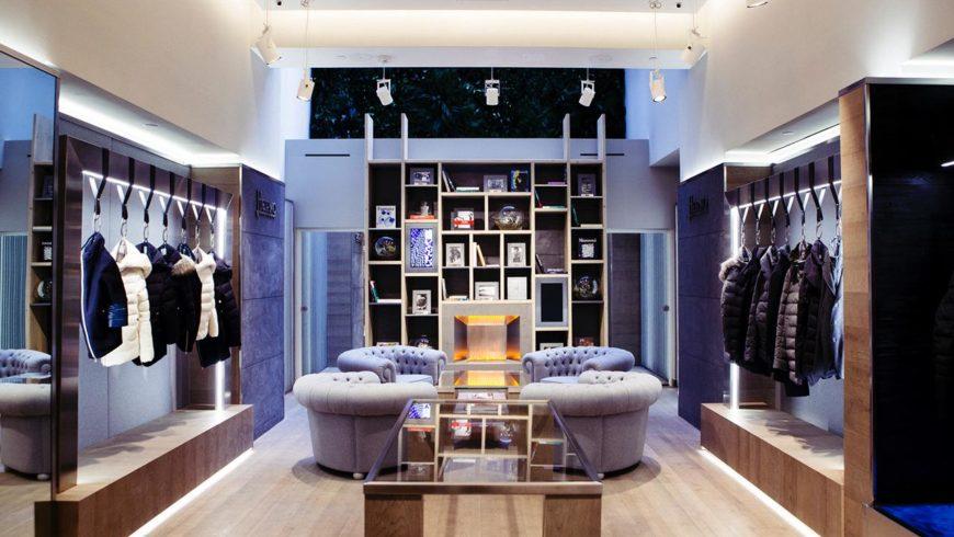Herno: aperta la prima boutique a NY